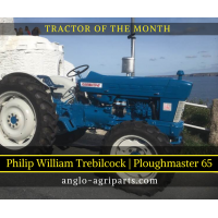 Tractor Of The month Dec 18