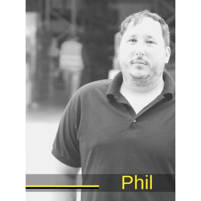 Meet The Team - Phil