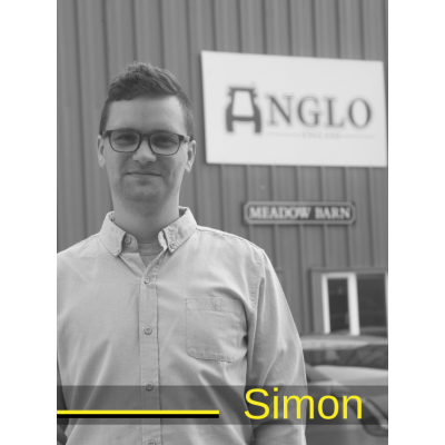 Meet The Team - Simon Frogley