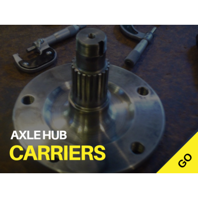 Axle Hub Carriers