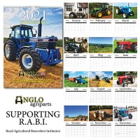 Charity Tractor Calendar 2020 Competition Winners
