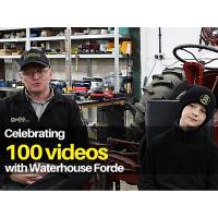 Waterhouse Forde Celebrate 100 Videos