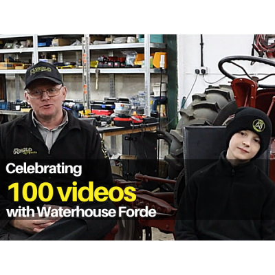Waterhouse Forde Celebrate 100 Videos