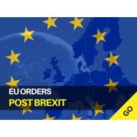EU Orders - Post Brexit