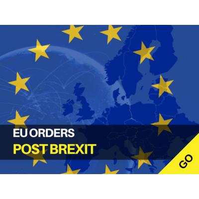 EU Orders Post Brexit