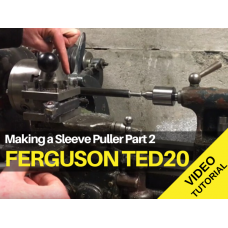 Ferguson TED20 - Making a Sleeve Puller Part 2 Tractor Video Tutorial