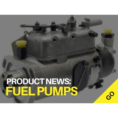 Tractor Fuel Pumps