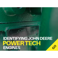Identifying John Deere PowerTech Engines