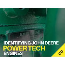 Identifying John Deere PowerTech Engines
