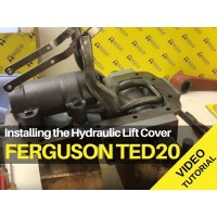 Ferguson TED20 - Installing Hydraulic Lift Cover Video