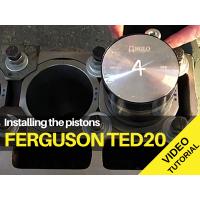 Ferguson TED20 - Installing The Pistons - Video Tutorial