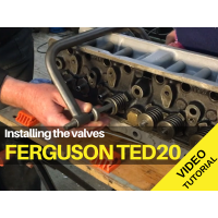 Ferguson TED20 - Installing the Valves - Video Tutorial