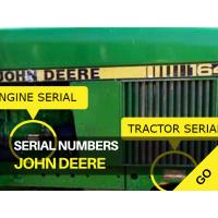 John Deere Serial Numbers