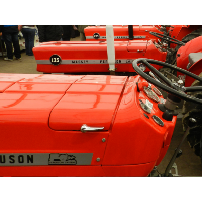 Massey Ferguson 135 Serial Numbers