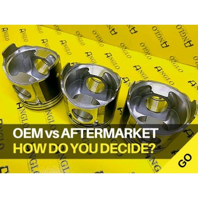 OEM Vs Aftermarket Parts - What's best for your tractor?