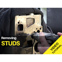 Removing Studs On Your Tractor - Video Tutorial