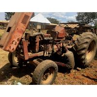 Case International Harvester 744 Restoration