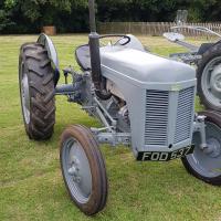 Ferguson TE20 Restoration - Oliver Stevens
