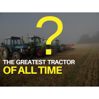 Greatest Tractor Of All Time