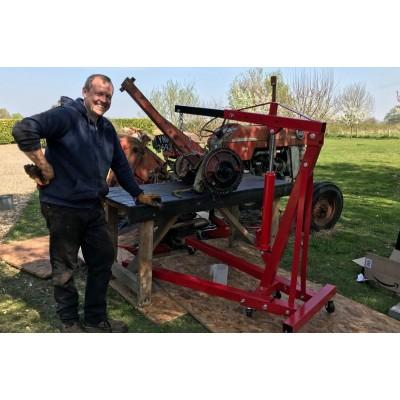 Massey Ferguson 165 Restoration - Ian Everett