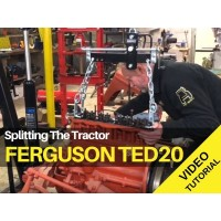 Ferguson TED20 - Splitting the Tractor Video