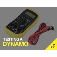 Testing A Dynamo