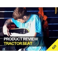 Tractor Seat Review