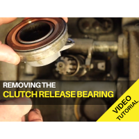Ferguson TED20 - Removing The Clutch Release Bearing - Video Tutorial