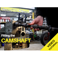 Ferguson TED20 - Fitting the Camshaft Video Tutorial