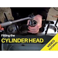 Ferguson TED20 - Fitting the Cylinder Head - Video Tutorial