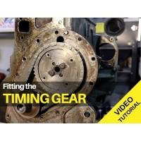 Ferguson TED20 - Fitting the Timing Gear Video tutorial