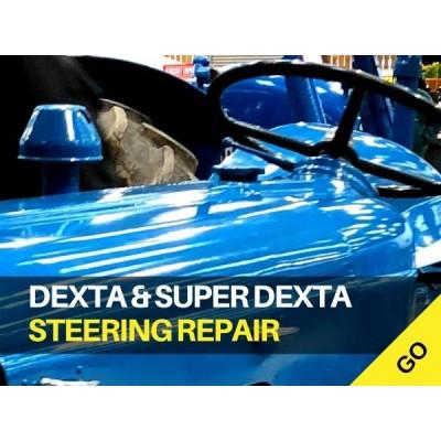 Fordson Dexta & Super Dexta Steering Repair