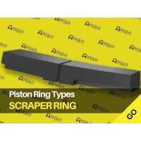 Piston Ring Types - Scraper Ring