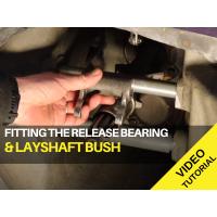 Ferguson TED20 - Fitting the Release Bearing & Layshaft Bush  - Video Tutorial