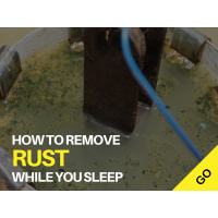 How To Remove Rust While You Sleep