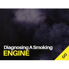 Diagnosing Smoking Engines