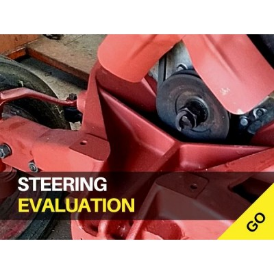 Tractor Steering Evaluation
