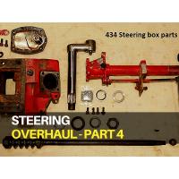 Tractor Steering Overhaul Part 4