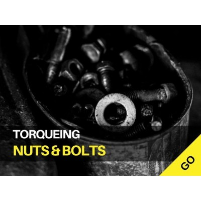 Torqueing Nuts & Bolts