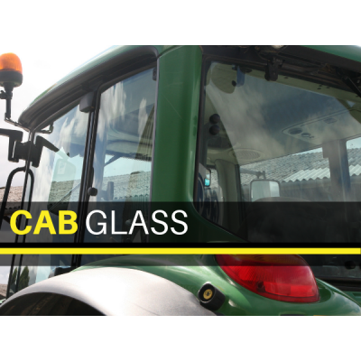 Tractor Cab Glass