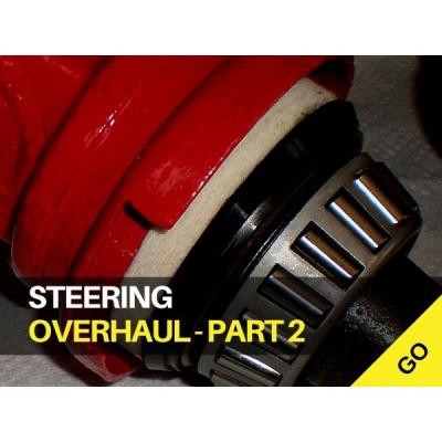Tractor Steering Overhaul Part 2