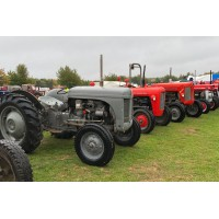 Tractor World Show 2018 - Malvern
