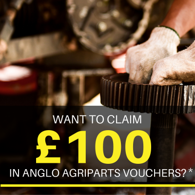 Want £100 Worth Anglo Agriparts Vouchers?
