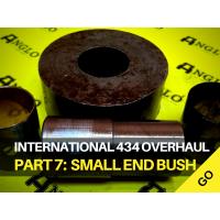 International Harvester 434 Major Works Part 7 - Small End Bush