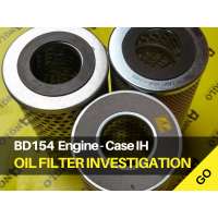 International Harvester 434 Major Works Part 3 - The Oil Filter That Didn't