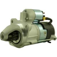 Starter Motor - Massey Ferguson - 12V, 3.0 KW 10 Spline - Gear Reduction