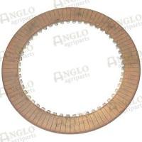 Clutch Plate - Friction Internal Spline, Dual Power