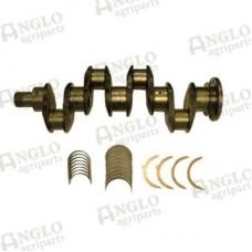 Crankshaft Kit - A4.236 / A4.248 - Rope Seal