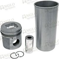 Piston, Rings & Finished Liner Kit
