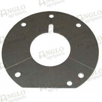 Transmission Front Cover Plate